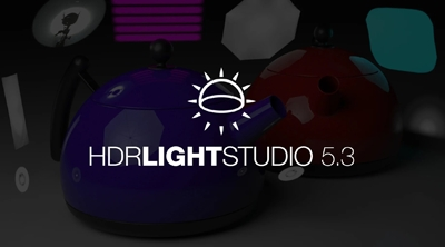 Lightmap Launches HDR Light Studio 5.3