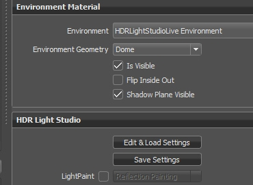 VRED has integrated HDR Light Studio support