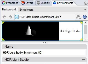 Lightmap | HDR Light Studio Rhino Connection