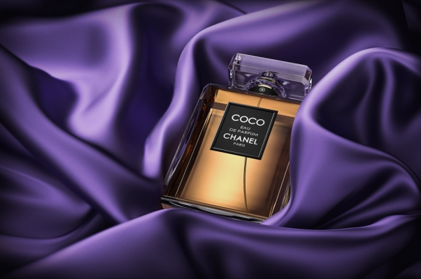 Chanel Bottle by DVH Visual Productions