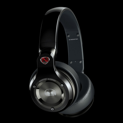 N-Pulse Headphones by Brendan McCaffrey