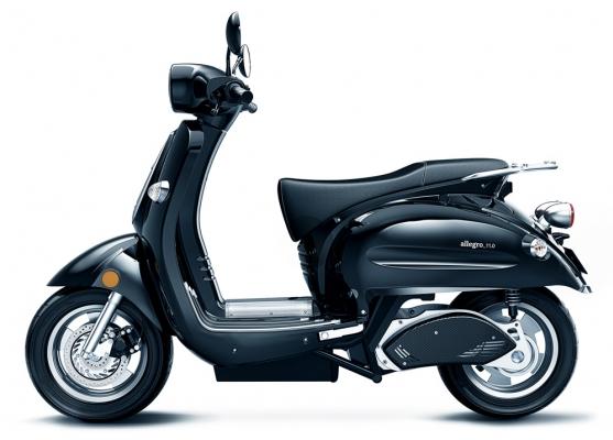 Scooter - Lean Design
