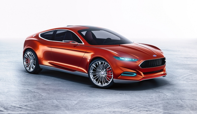 Ford Evos - Lean Design