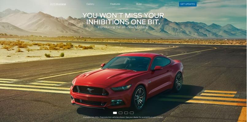 Mustang - RECOM FARMHOUSE