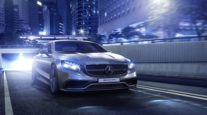 AMG by Vedat Afuzi (Base HDRI - Maground)