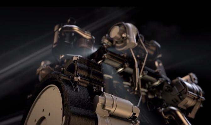 Kohler Engine KDI 3404 - spaghetti3d