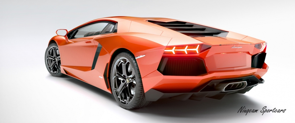 Lamborghini Aventador by Niuq Cam