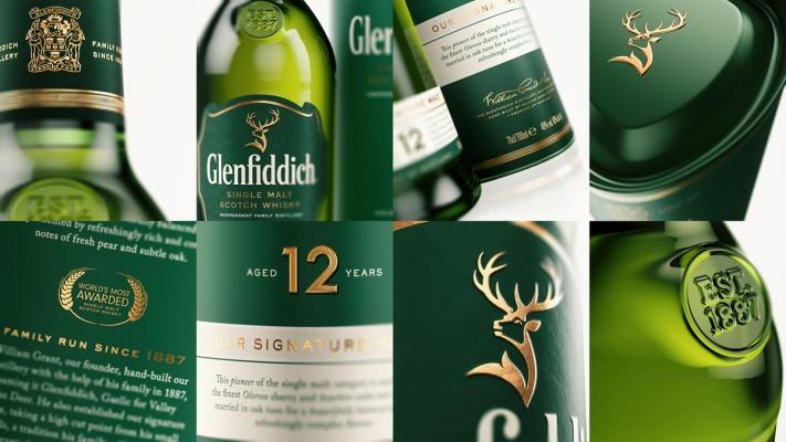 Glenfiddich by Sonoco-Trident
