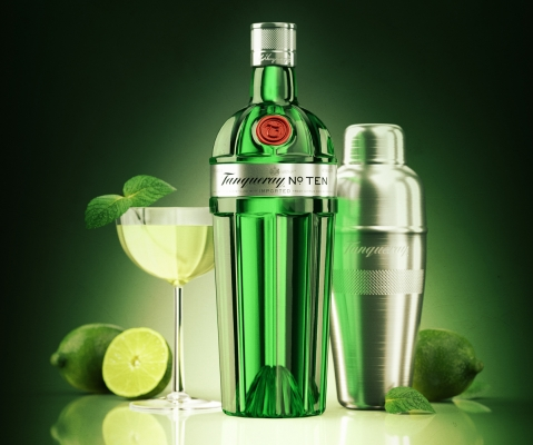 Tanqueray by Sonoco-Trident