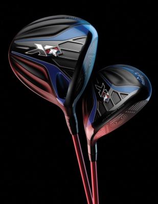 Callaway Golf - XR-16 by Rodrigo Albarran
