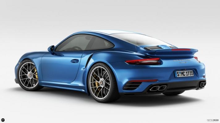 Porsche Matteo Rossi