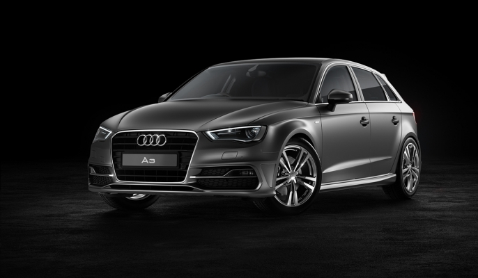Audi A3 Beast - Design & CGI