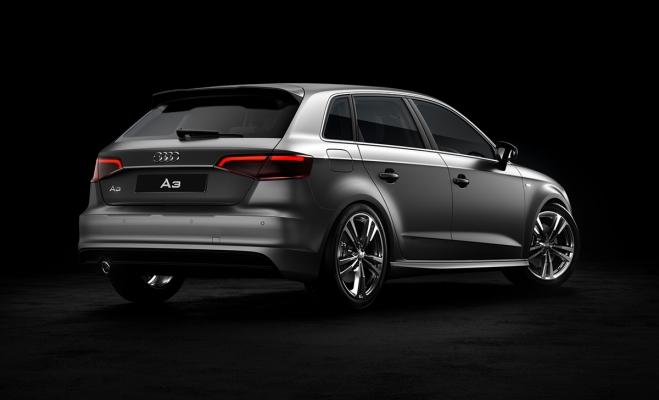 Audi A3_Beast - Design & CGI