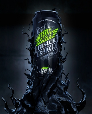Mountain Dew - Allan Portilho Studio