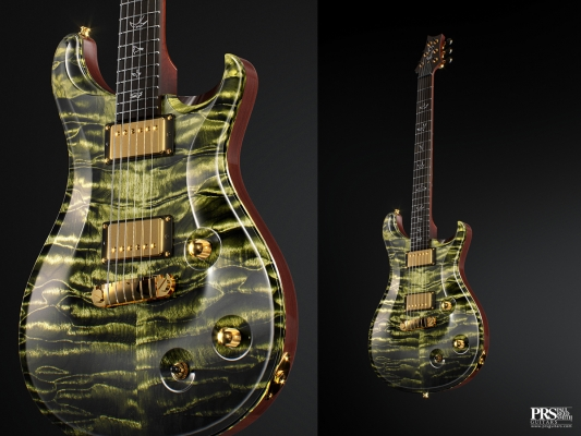 Paul Reed Smith Guitar - Allan Portilho Studio