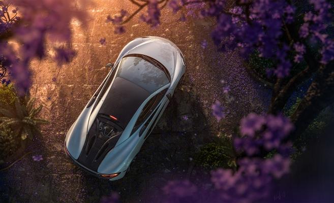 McLaren by Dmitriy Glazyrin