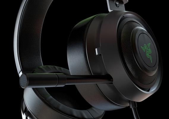Razer Kraken Headset by Vagner Anjos