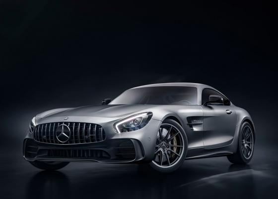 Mercedes SLS GT-R by Jordi Sans