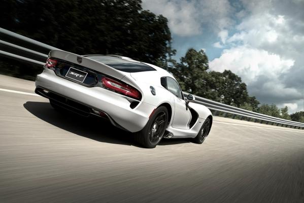 Dodge Viper 2017 by Midcoast Studio