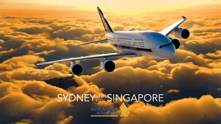 Singapore Airlines by Pink Elephant Studios & Suraj Raj Wagle