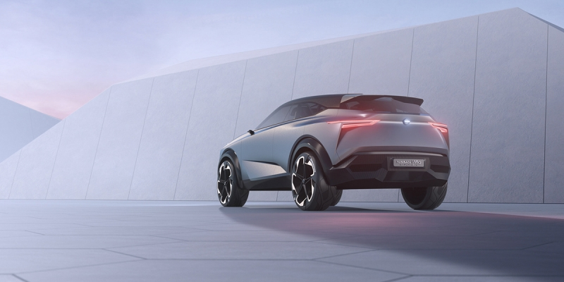 Nissan IMQ Concept by Beast