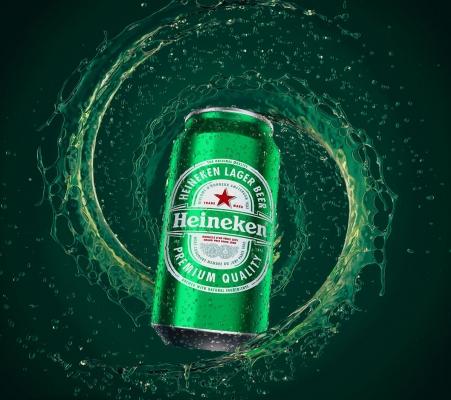 Heineken Can by Pink Elephant Studios & Suraj Raj Wagle
