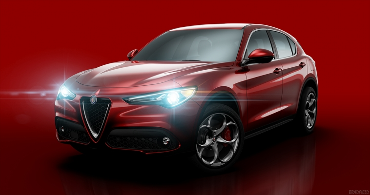 Alfa Romeo by Clay Bradfield