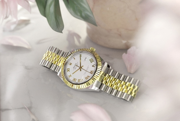 Rolex DateJust by Andreas Jörg