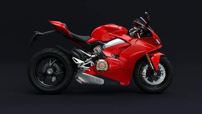 Ducati Motorcycle by Deckor
