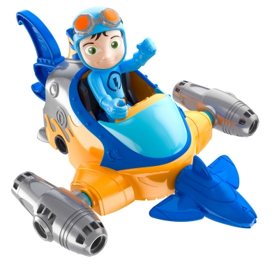 Rusty Rivets Toy by Brendan McCaffrey