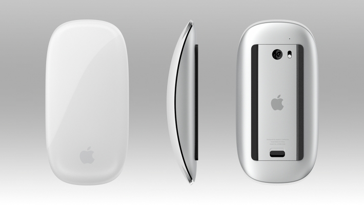 Apple Magic Mouse by Andrew Jackson
