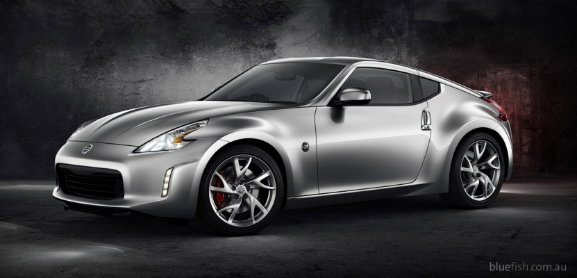 Nissan 370Z Studio by Bluefish