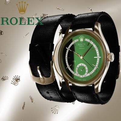 Rolex Geneve Cellini by DecoStudios Production