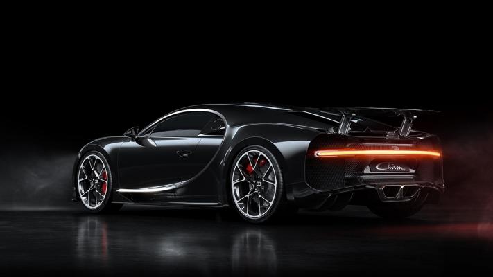 Bugatti Chiron by Catalin DSG