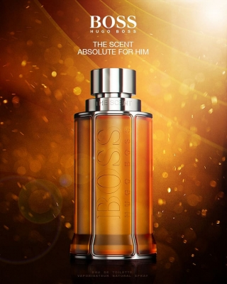 Hugo Boss The Scent For Him by Vasiliy Vatsyk