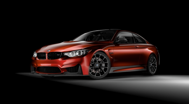 BMW M4 F82 by Dan Hilldrup