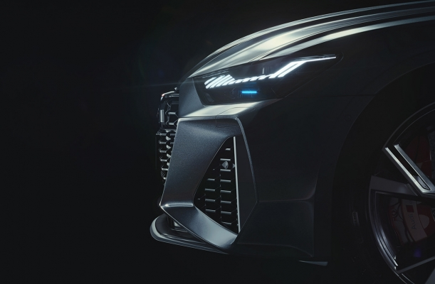 Audi RS6 by Edgar Barbero Mera