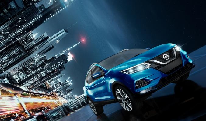 Nissan SUV by Christian Mendoza Marquez