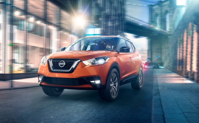 Nissan Kicks by Christian Mendoza Marquez