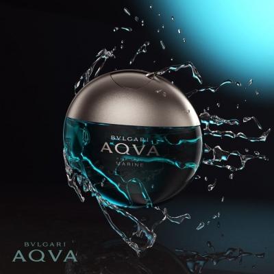 BVLGARI AQVA Fragrance by Toufik Djerraya