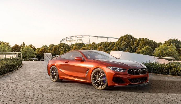 BMW 850M by Augmented One