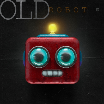 Old Robot by Tawi Studio