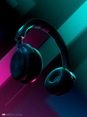 BeoPlay B8 Headphones by Pablo A. Martin