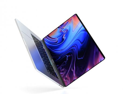 Apple Macbook Pro by DecoStudios Production