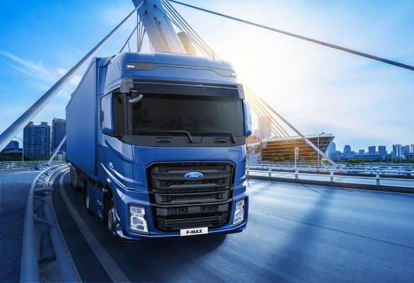 Ford Trucks F-Max by Default Visual Works