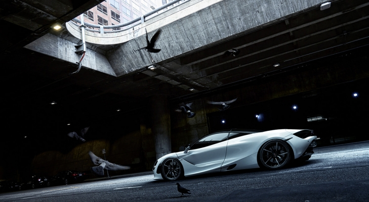McLaren 720s by Goon