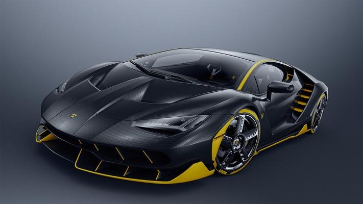 Lamborghini Centenario LP 770 by Vasiliy Vatsyk