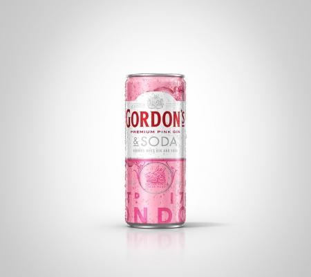 Gordon's Pink Gin by Demi Mackrill & Ben Greenfield
