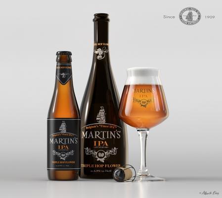 Martin's Ipa by Alberto Ezzy