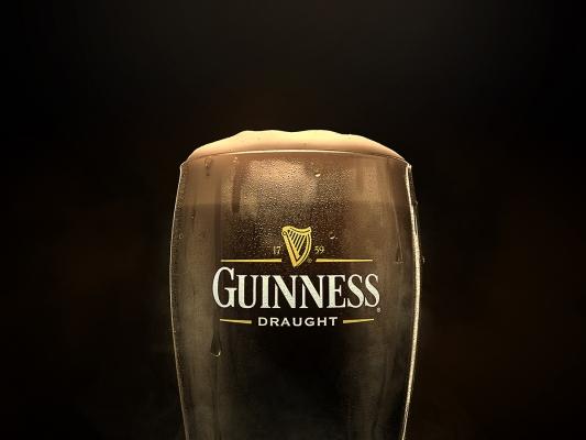 Pint of Guinness by Lightfarm Studios